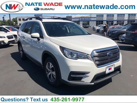 2019 Subaru Ascent for sale in Salt Lake City, UT
