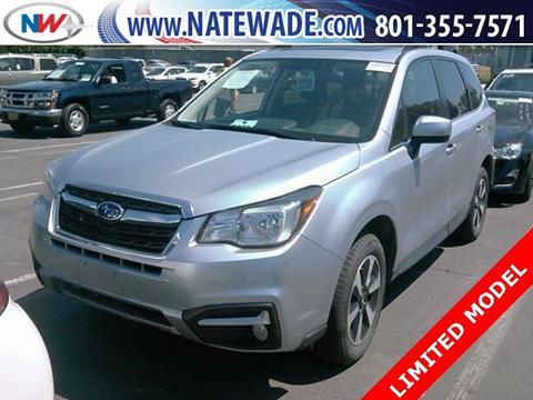 2017 Subaru Forester for sale in Salt Lake City, UT
