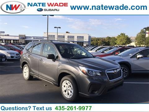 2020 Subaru Forester for sale in Salt Lake City, UT