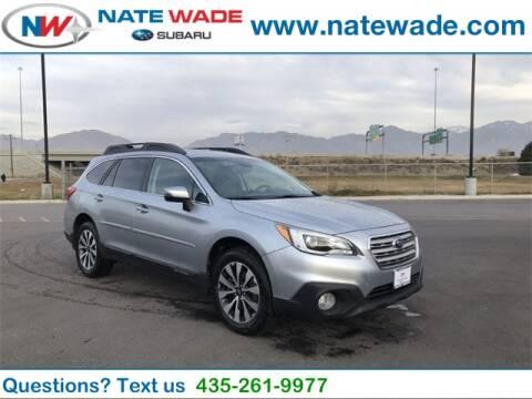 2015 Subaru Outback For Sale >> 2015 Subaru Outback For Sale In Salt Lake City Ut