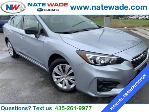 2018 Subaru Impreza for sale at NATE WADE SUBARU in Salt Lake City UT