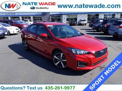2019 Subaru Impreza for sale at NATE WADE SUBARU in Salt Lake City UT