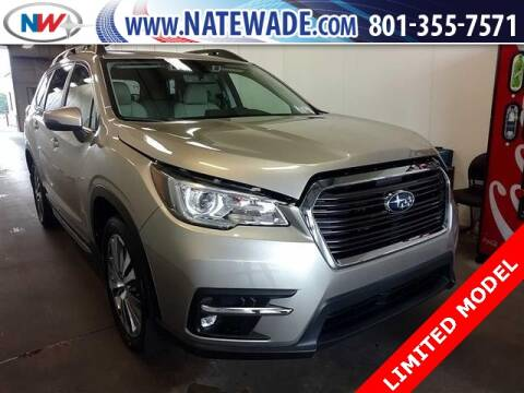 2019 Subaru Ascent for sale at NATE WADE SUBARU in Salt Lake City UT