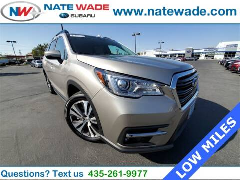 2019 Subaru Ascent for sale at NATE WADE SUBARU in Salt Lake City UT