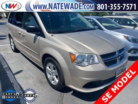 2013 Dodge Grand Caravan for sale at NATE WADE SUBARU in Salt Lake City UT