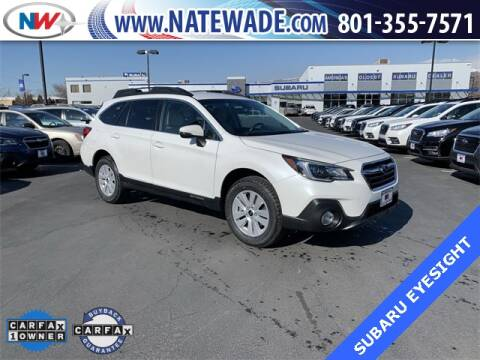 2018 Subaru Outback for sale at NATE WADE SUBARU in Salt Lake City UT