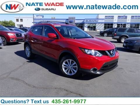 2017 Nissan Rogue Sport for sale at NATE WADE SUBARU in Salt Lake City UT