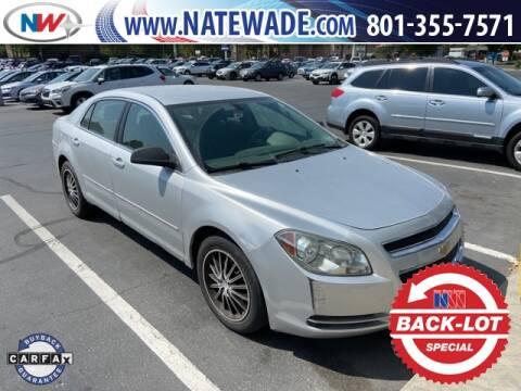 2009 Chevrolet Malibu for sale at NATE WADE SUBARU in Salt Lake City UT