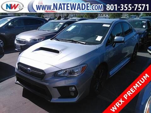 2018 Subaru WRX for sale at NATE WADE SUBARU in Salt Lake City UT
