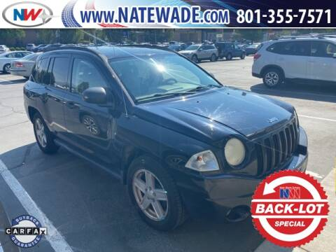 2007 Jeep Compass for sale at NATE WADE SUBARU in Salt Lake City UT