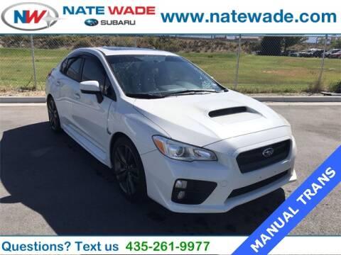 2017 Subaru WRX for sale at NATE WADE SUBARU in Salt Lake City UT