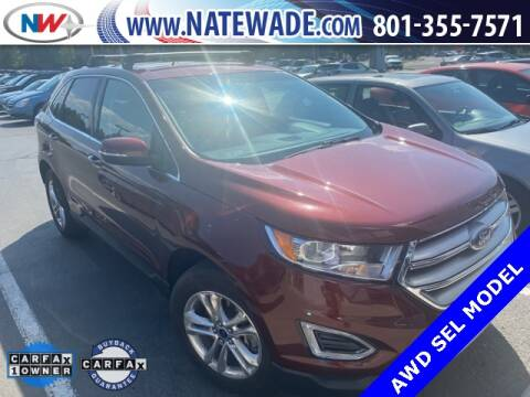 2015 Ford Edge for sale at NATE WADE SUBARU in Salt Lake City UT