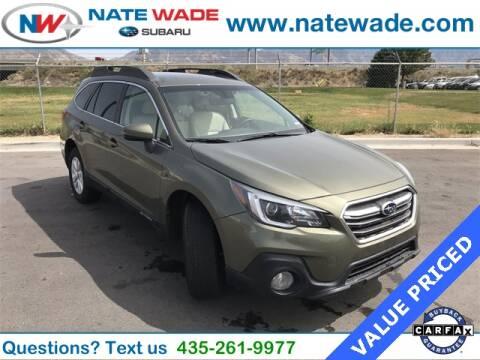 2019 Subaru Outback for sale at NATE WADE SUBARU in Salt Lake City UT