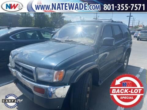 1997 Toyota 4Runner for sale at NATE WADE SUBARU in Salt Lake City UT