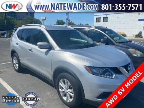 2015 Nissan Rogue for sale at NATE WADE SUBARU in Salt Lake City UT