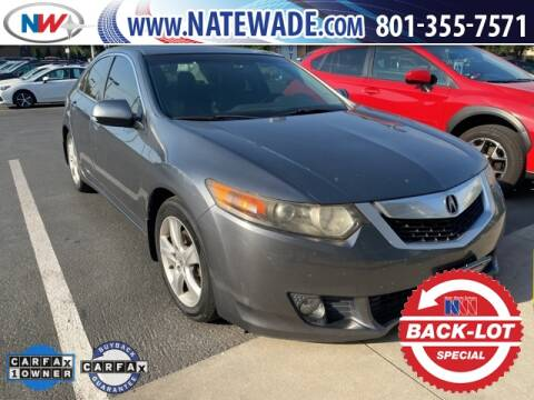 2010 Acura TSX for sale at NATE WADE SUBARU in Salt Lake City UT