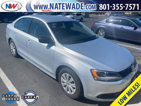 2014 Volkswagen Jetta for sale at NATE WADE SUBARU in Salt Lake City UT