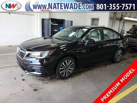 2018 Subaru Legacy for sale at NATE WADE SUBARU in Salt Lake City UT