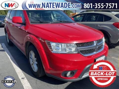 2013 Dodge Journey for sale at NATE WADE SUBARU in Salt Lake City UT