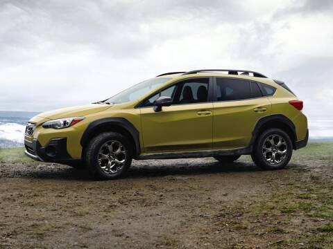 2021 Subaru Crosstrek for sale at NATE WADE SUBARU in Salt Lake City UT