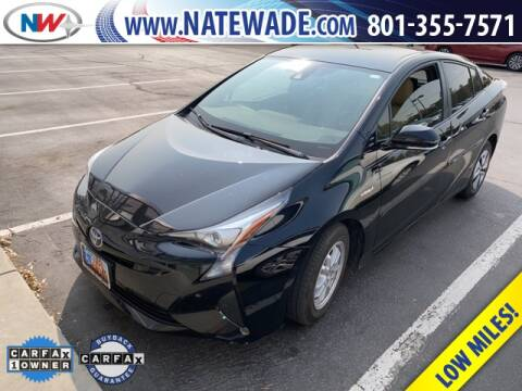 2017 Toyota Prius for sale at NATE WADE SUBARU in Salt Lake City UT
