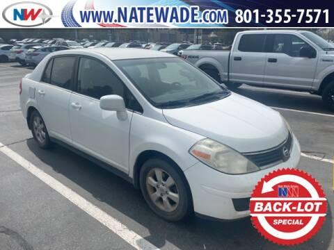 2007 Nissan Versa for sale at NATE WADE SUBARU in Salt Lake City UT