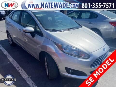 2016 Ford Fiesta for sale at NATE WADE SUBARU in Salt Lake City UT