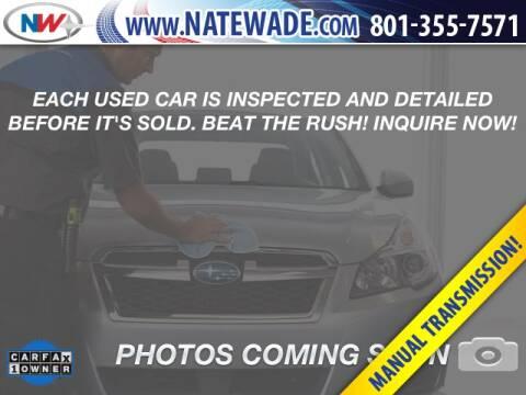 2017 Subaru Crosstrek for sale at NATE WADE SUBARU in Salt Lake City UT