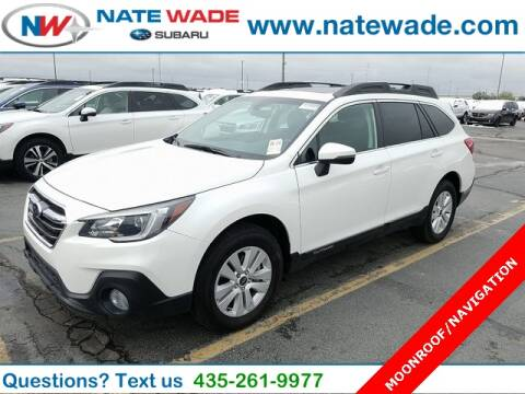 2019 Subaru Outback for sale at NATE WADE SUBARU in Salt Lake City UT