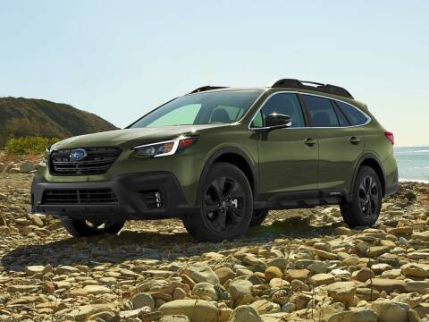 2021 Subaru Outback for sale at NATE WADE SUBARU in Salt Lake City UT