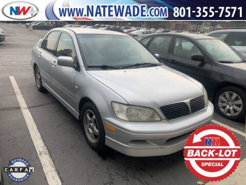 2003 Mitsubishi Lancer for sale at NATE WADE SUBARU in Salt Lake City UT