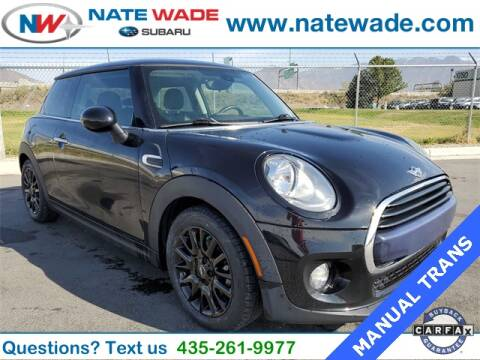 2017 MINI Hardtop 2 Door for sale at NATE WADE SUBARU in Salt Lake City UT