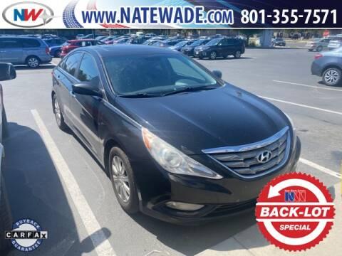 2011 Hyundai Sonata for sale at NATE WADE SUBARU in Salt Lake City UT