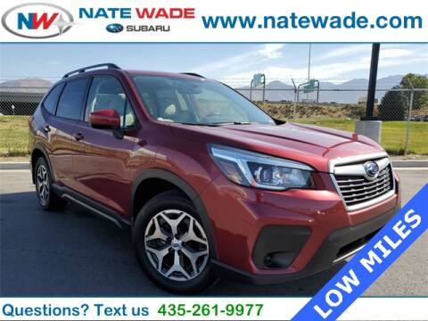 2019 Subaru Forester for sale at NATE WADE SUBARU in Salt Lake City UT