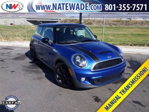 2012 MINI Cooper Hardtop for sale at NATE WADE SUBARU in Salt Lake City UT