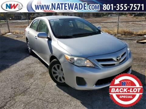 2011 Toyota Corolla for sale at NATE WADE SUBARU in Salt Lake City UT