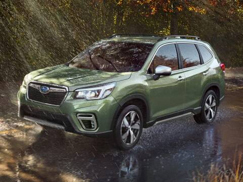 2021 Subaru Forester for sale at NATE WADE SUBARU in Salt Lake City UT