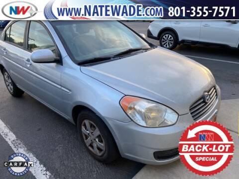2010 Hyundai Accent for sale at NATE WADE SUBARU in Salt Lake City UT