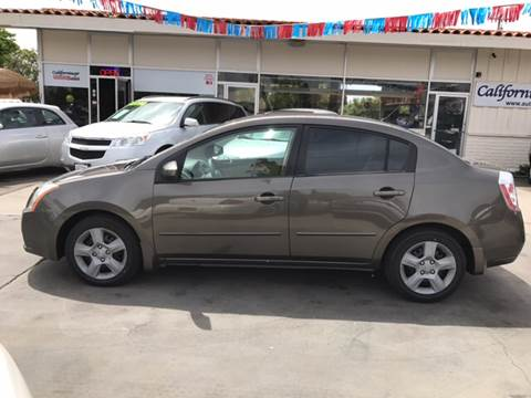2008 Nissan Sentra for sale at Californiacar Sales in Santa Maria CA