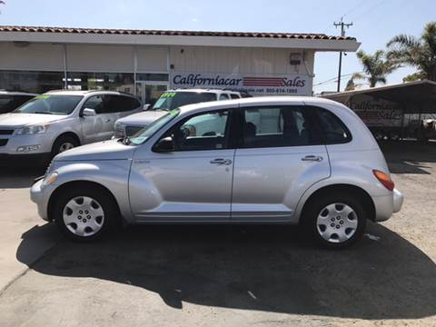 2005 Chrysler PT Cruiser for sale at Californiacar Sales in Santa Maria CA