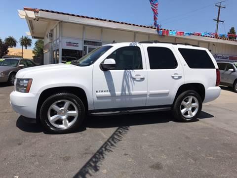 2007 Chevrolet Tahoe for sale at Californiacar Sales in Santa Maria CA