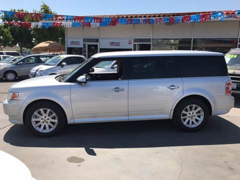 2012 Ford Flex for sale at Californiacar Sales in Santa Maria CA