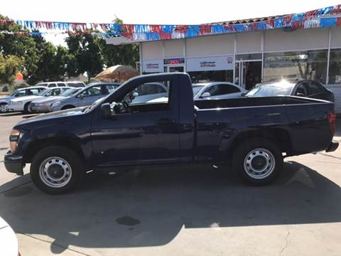 2009 Chevrolet Colorado for sale at Californiacar Sales in Santa Maria CA