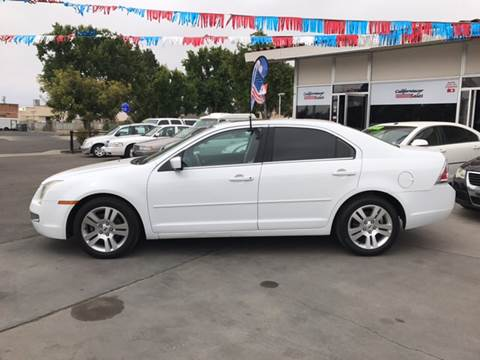2007 Ford Fusion for sale at Californiacar Sales in Santa Maria CA