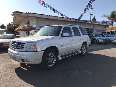 2006 Cadillac Escalade for sale at Californiacar Sales in Santa Maria CA