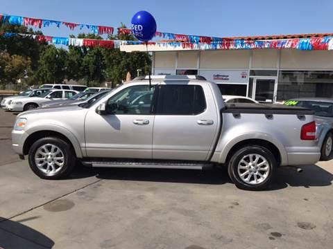 2007 Ford Explorer Sport Trac for sale at Californiacar Sales in Santa Maria CA