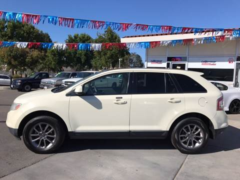 2008 Ford Edge for sale at Californiacar Sales in Santa Maria CA