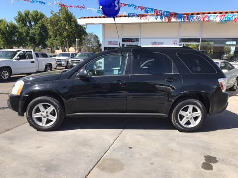 2005 Chevrolet Equinox for sale at Californiacar Sales in Santa Maria CA
