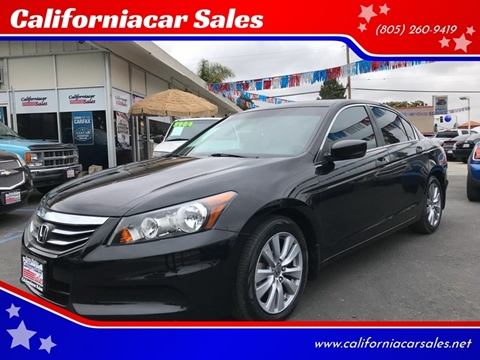 Santa Maria Honda >> Used Honda Accord For Sale In Santa Maria Ca Carsforsale Com