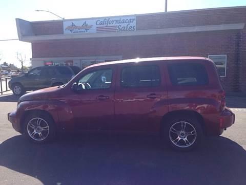 2009 Chevrolet HHR for sale at Californiacar Sales in Santa Maria CA